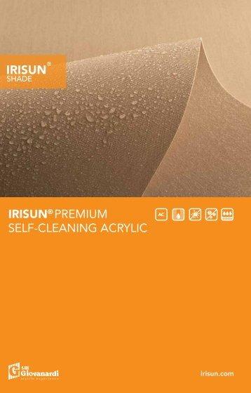 IRISUN® PREMIUM SELF-CLEANING ACRYLIC