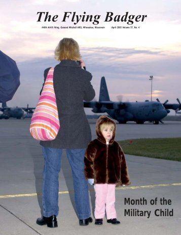 The Flying Badger - 440th Airlift Wing