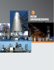 Download Brochure -  Nita Engineering