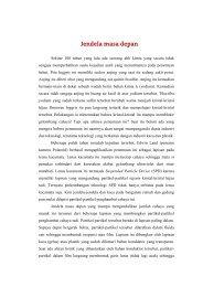 Jendela Masa Depan (Pdf) - Yohanes Surya.com