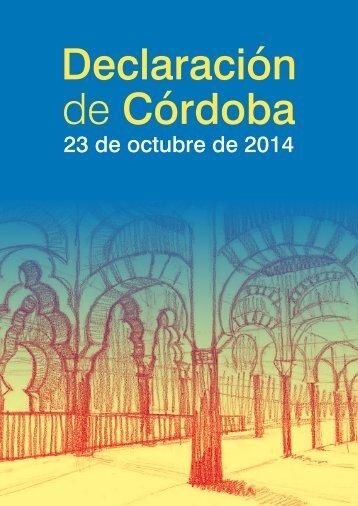 XIX-CNF-Declaracion-de-Cordoba