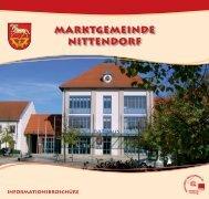 MARKTGEMEINDE NITTENDORF - Markt Nittendorf