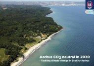 Aarhus CO2 neutral in 2030 - Aarhus.dk