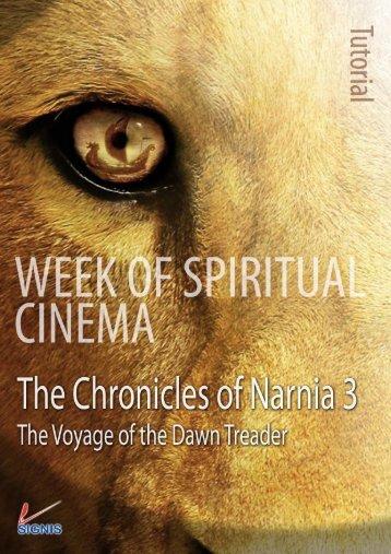 01e Cronicas de Narnia 3 ING.p65 - Semana Cine Espiritual