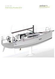 ELAN 360 Preliminary Pricelist 2014 - WNE Yachting