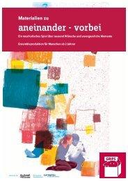 """""""Materialien zu aneinander - vorbei"""" [PDF-Datei ... - GRIPS Theater"""