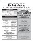 August 28 - September 2 2013 - Central Wisconsin State Fair - Page 6