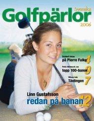 Golfpärlor 2006 - Publikationer Provisa Sverige AB - Provisa ...