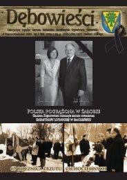 nr 2-2010.pdf - Dębowiec, Urząd Gminy
