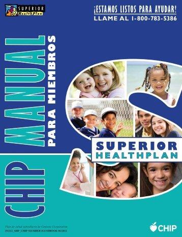 chip perinatal - Superior HealthPlan