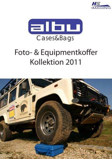 Albu-Koffer-2011 Gesamtkatalog - HS Imaging GmbH