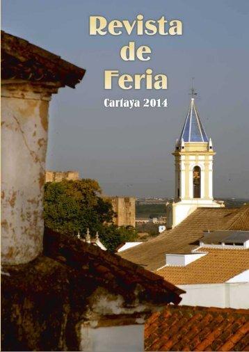 Revista Cartaya 2014