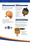 Vaste gasdetectie-apparatuur - Crowcon Detection Instruments - Page 2