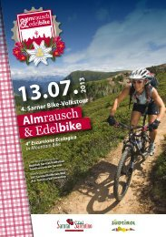 almrausch-edelbike-2013_broschuere - Radrennen Großer Preis ...