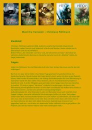 Meet the translator – Christiane Pöhlmann - Piper-Fantasy.de