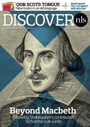 Beyond Macbeth - National Library of Scotland