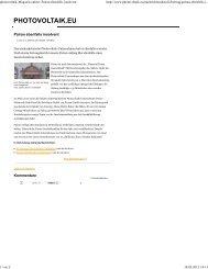 photovoltaik_Pairan ebenfalls insolvent