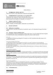 1. NOMBRE DEL MEDICAMENTO Alfuzosina STADA 10 mg ...