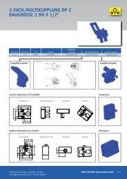 Multikupplungen - Ernst Wagener Hydraulikteile GmbH