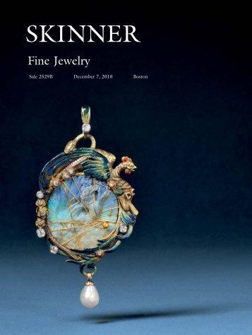Fine Jewelry - Skinner
