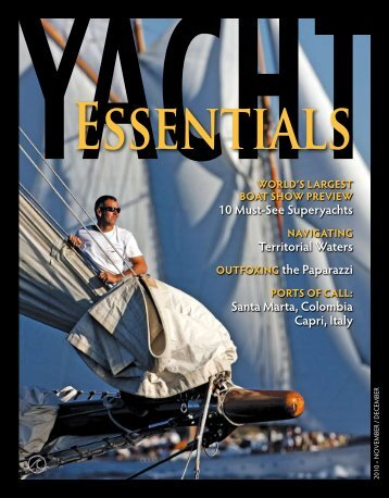 November/December 2010 - Yacht Essentials