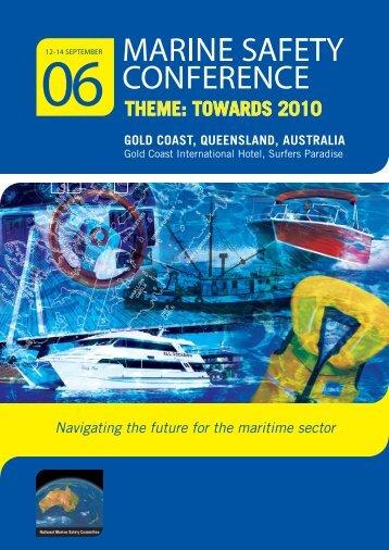 gold coast, queensland, australia - National Marine Safety Committee