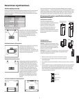 HKTS 60BQ/230 - Harman Kardon - Page 5