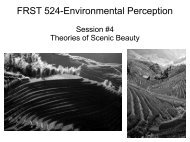 FRST 524-Environmental Perception - Ideal.forestry.ubc.ca