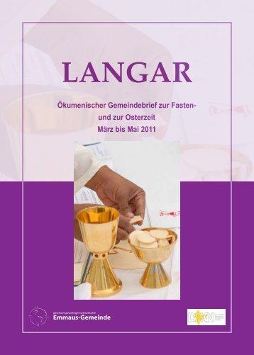 Ökum. Gemeindebrief (Nr.06, März - Mai 2011) - Deutschsprachige ...