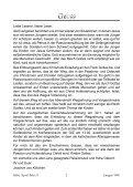 Ökum. Gemeindebrief (Nr.06, März - Mai 2011) - Deutschsprachige ... - Seite 3