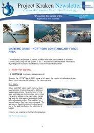 Project Kraken Newsletter Issue 2 FINAL partners - Northern ...