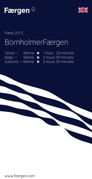 prices 2013 - Faergen.com