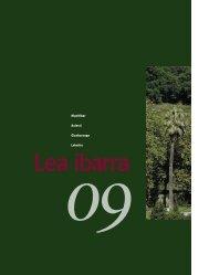 9. ibilbidea: Lea ibarra - Bizkaia