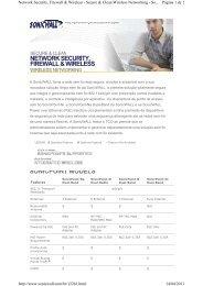 SonicWALL - Secure Wireless - Wireless Seguro - Scunna Network ...