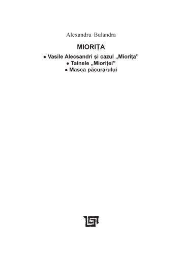 MIORIÞA - Revista HELIS