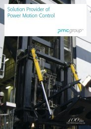 Solution Provider of Power Motion Control - PMCCatalogue