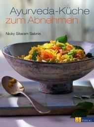 zum Abnehmen Ayurveda-Küche - AT Verlag
