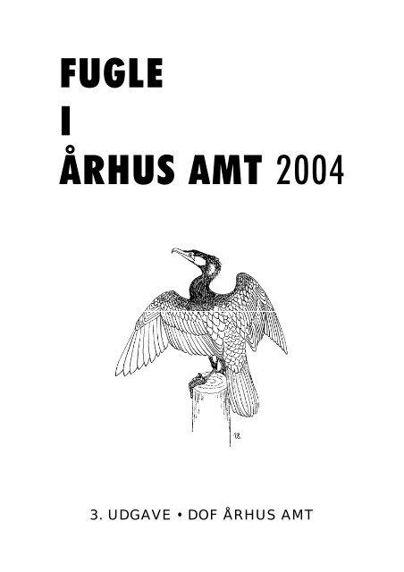 Fugle i Århus Amt 2004 3. udgave - DOF Østjylland