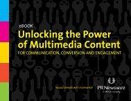 Unlocking the Power of Multimedia Content - PR Newswire