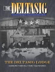 PDF Version - Delta Sigma Pi
