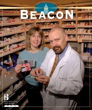 BEACON — May 2008 - Beebe Medical Center