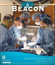 BEACON — Spring 2007 - Beebe Medical Center