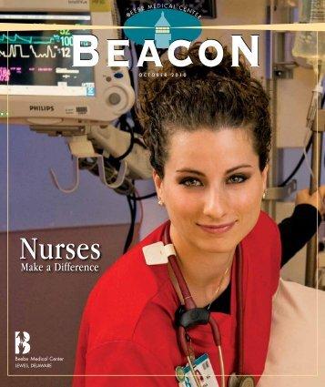 BEACON — October 2010 - Beebe Medical Center