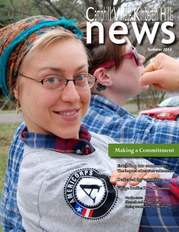 2012 Annual Report and 2013 Spring Newsletter - Camphill Village ...