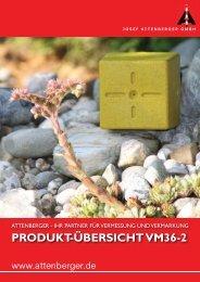 produkt-übersicht vm36-2 - Attenberger GmbH