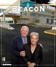 BEACON — August 2008 - Beebe Medical Center