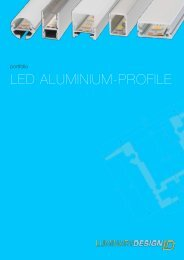 LED ALUMINIUM-PROFILE - luminaryshop