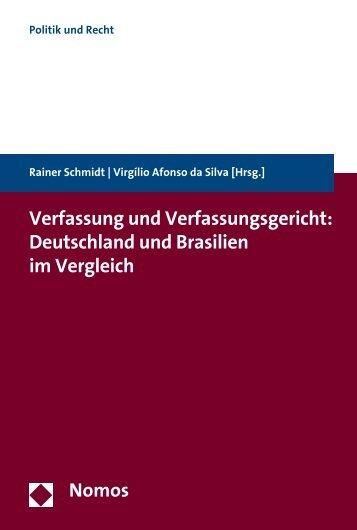 Verfassung und Verfassungsgericht: Deutschland und ... - Nomos