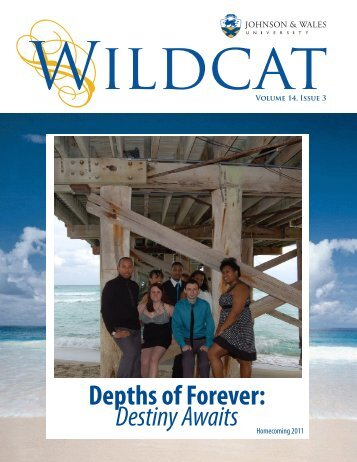 Depths of Forever: Destiny Awaits - Johnson & Wales University