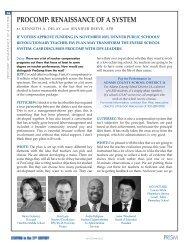 PROCOMP: RENAISSANCE OF A SYSTEM - Colorado Association ...